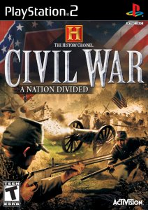 History Channel: Civil War per PlayStation 2