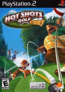 Hot Shots Golf Fore! per PlayStation 2