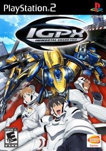 IGPX: Immortal Grand Prix per PlayStation 2