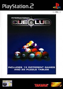 International  Cue Club per PlayStation 2