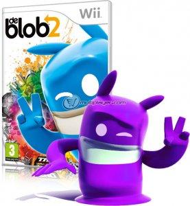 de Blob 2 per Nintendo Wii