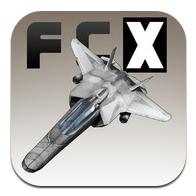 Fractal Combat X per iPhone