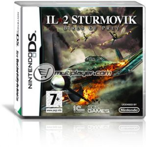 IL-2 Sturmovik: Birds of Prey per Nintendo DS