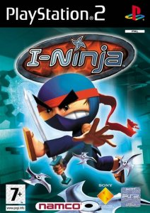 I-Ninja per PlayStation 2