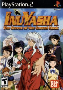 Inuyasha: The Secret of the Cursed Mask per PlayStation 2