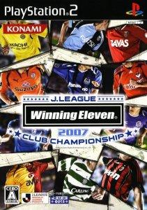 J-League Winning Eleven 2007 Club Championship per PlayStation 2