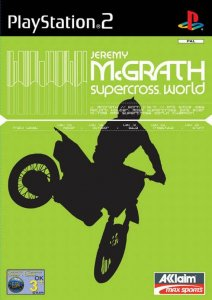 Jeremy McGrath Supercross World per PlayStation 2