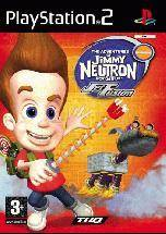 Jimmy Neutron: Jet Fusion per PlayStation 2