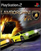 Lamborghini FX per PlayStation 2