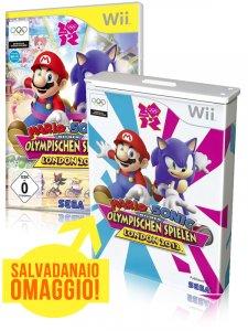 Mario & Sonic ai Giochi Olimpici di Londra 2012 per Nintendo Wii