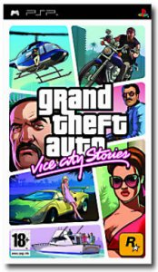 Grand Theft Auto: Vice City Stories per PlayStation Portable