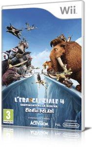 L'Era Glaciale 4: Continenti alla Deriva - Giochi Polari per Nintendo Wii