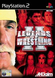 Legends of Wrestling II per PlayStation 2