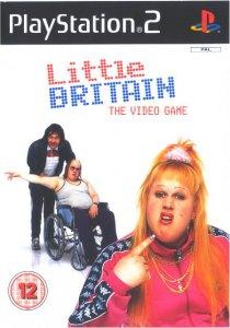 Little Britain: The Video Game per PlayStation 2