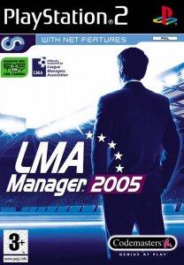 LMA Manager 2005 per PlayStation 2