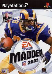 Madden NFL 2003 per PlayStation 2