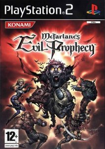 McFarlane's Evil Prophecy per PlayStation 2