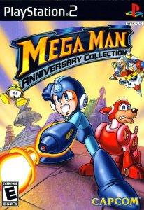 Mega Man Anniversary Collection per PlayStation 2