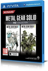 Metal Gear Solid HD Collection per PlayStation Vita