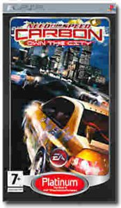 Need for Speed Carbon: Own the City per PlayStation Portable