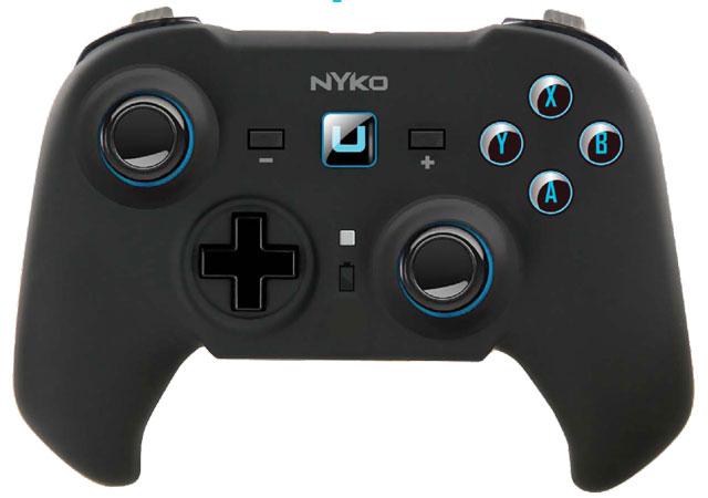 Nyko ha presentato un Wii U Pro Controller economico al CES 2013