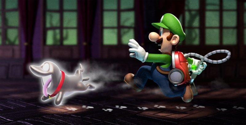 Luigi's Mansion 2 ha venduto 415mila copie negli USA