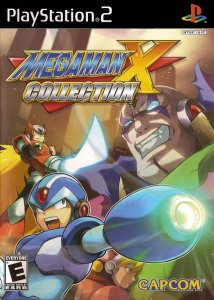 Megaman X Collection per PlayStation 2