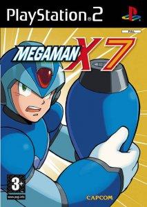 Megaman X7 per PlayStation 2