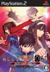 Melty Blood: Actress Again per PlayStation 2