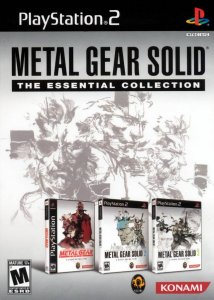 Metal Gear Solid: Essential Collection per PlayStation 2