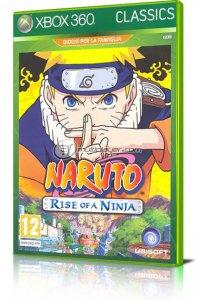 Naruto: Rise of a Ninja per Xbox 360
