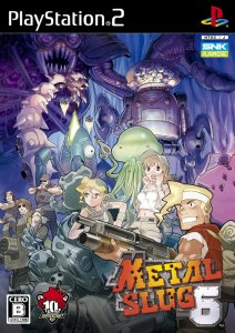 Metal Slug 6 per PlayStation 2