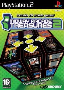 Midway Arcade Treasures 2 per PlayStation 2
