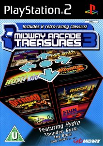 Midway Arcade Treasures 3 per PlayStation 2