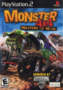 Monster 4x4: Masters of Metal per PlayStation 2