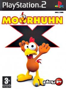 Moorhuhn X per PlayStation 2