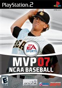 MVP 07 NCAA Baseball per PlayStation 2