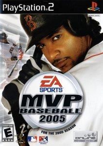 MVP Baseball 2005 per PlayStation 2