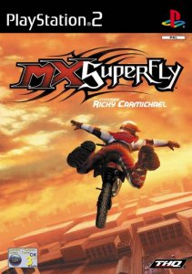 MX Superfly per PlayStation 2