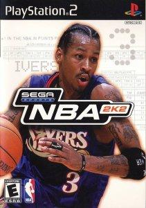 NBA 2K2 per PlayStation 2