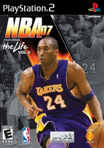 NBA '07 per PlayStation 2