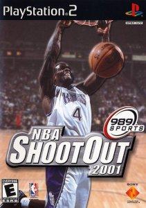 NBA ShootOut 2001 per PlayStation 2
