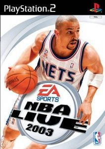 NBA Live 2003 per PlayStation 2