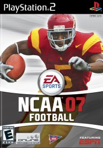 NCAA Football 07 per PlayStation 2