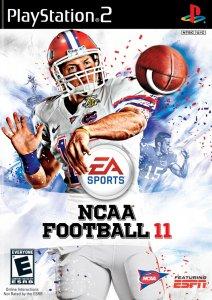 NCAA Football 11 per PlayStation 2
