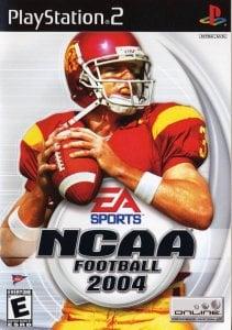 NCAA Football 2004 per PlayStation 2