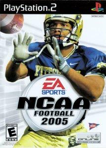 NCAA Football 2005 per PlayStation 2