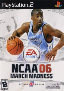 NCAA March Madness 06 per PlayStation 2