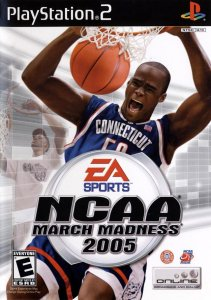 NCAA March Madness 2005 per PlayStation 2