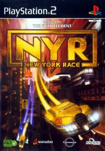 New York Race per PlayStation 2